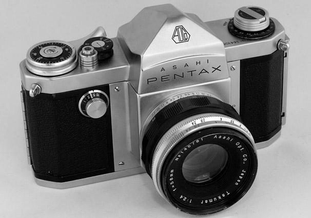 Asahi Pentax 1957