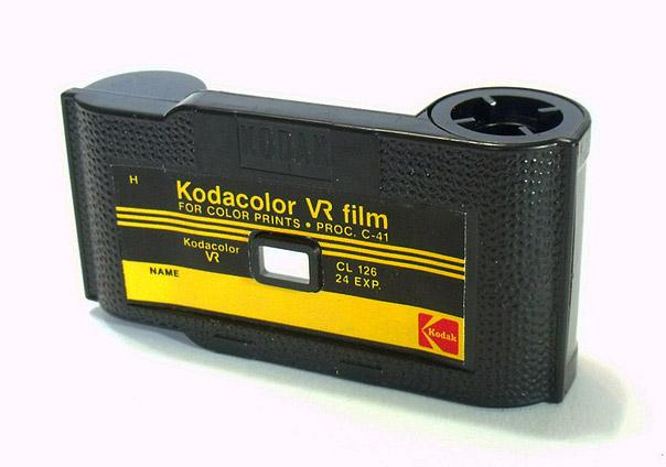 kodak 126 film