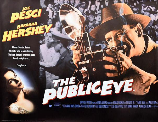 public eye