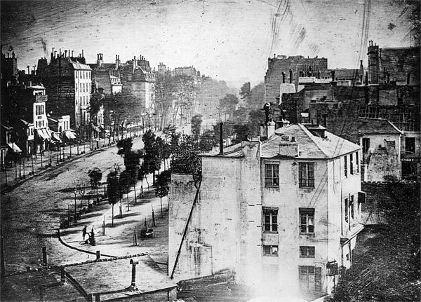 Οι πρώτοι άνθρωποι σε φωτογραφία 1838