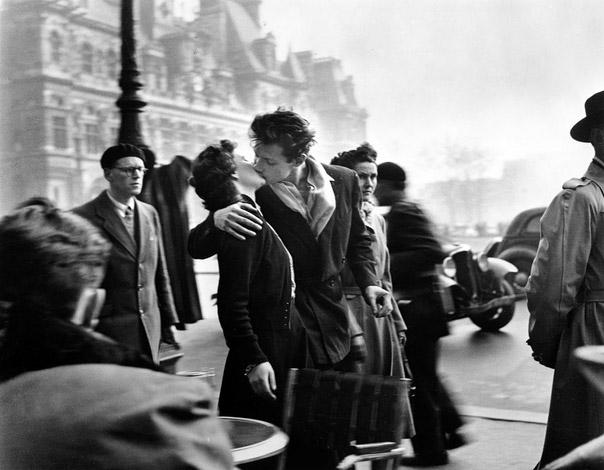 Το φιλί στο Παρίσι