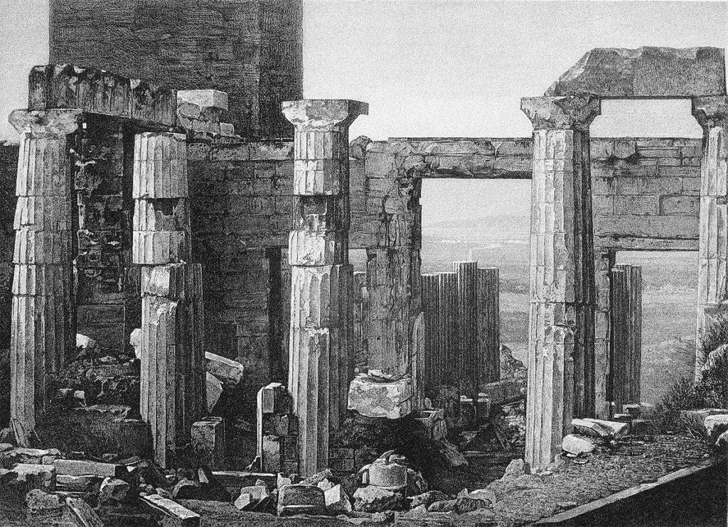 Οι πρώτες φωτογραφίες της Ακρόπολης