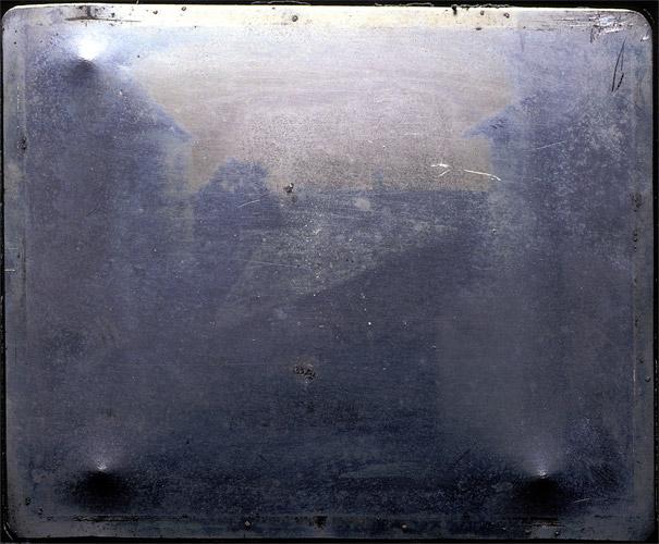 Η πρώτη Φωτογραφία 1826