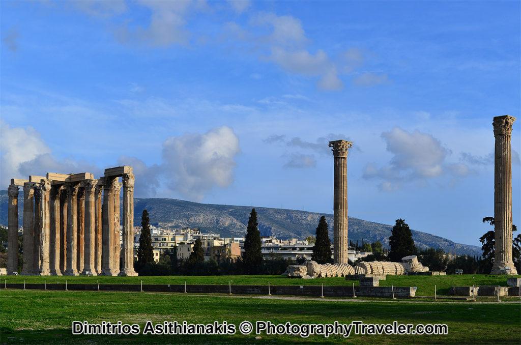 Στήλοι Ολυμπίου Διός