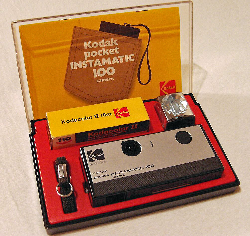 Pocket Instamatic 110