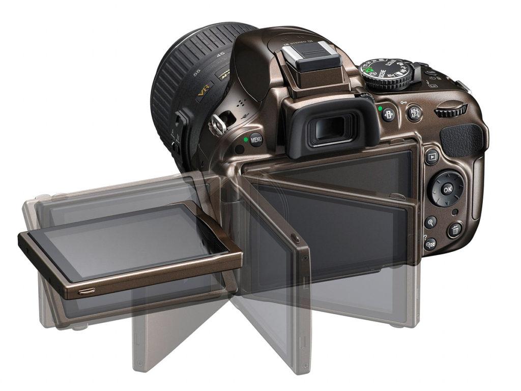 Nikon D5200 Φωτογραφική Μηχανή DSLR