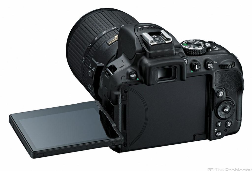 Nikon D5300 Ψηφιακή Φωτογραφική Μηχανή DSLR