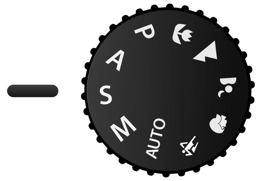 Λειτουργία έκθεσης S στην φωτογραφική μηχανή