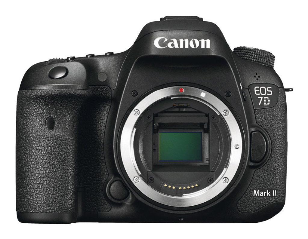 Canon EOS 7D Mark II  Φωτογραφική Μηχανή DSLR