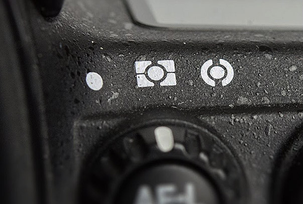 Επιλογές φωτομέτρησης στην ψηφιακή φωτογραφική μηχανή