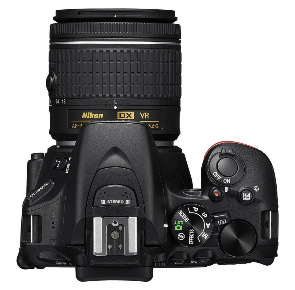 Nikon D5600 Φωτογραφική Μηχανή DSLR