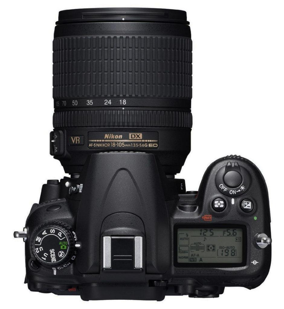 Nikon D7000 Φωτογραφική Μηχανή DSLR
