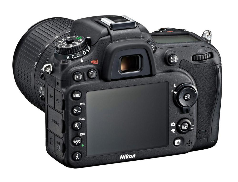 Nikon D7100 Φωτογραφική Μηχανή DSLR