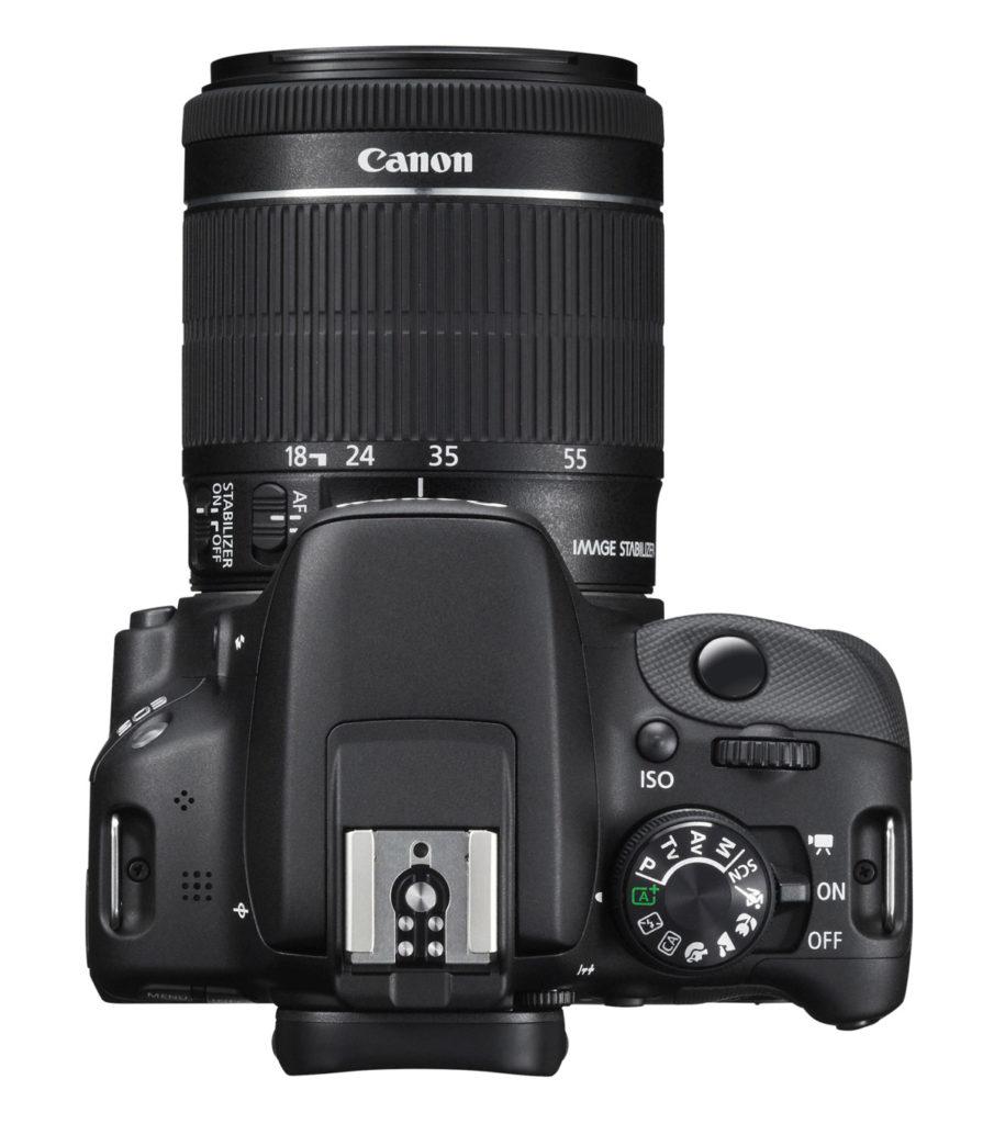 Canon EOS 100D Ψηφιακή Φωτογραφική Μηχανή DSLR