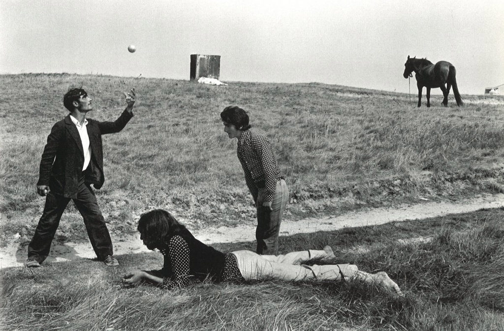 Josef Koudelka Exiles – Φωτογραφικό Λεύκωμα