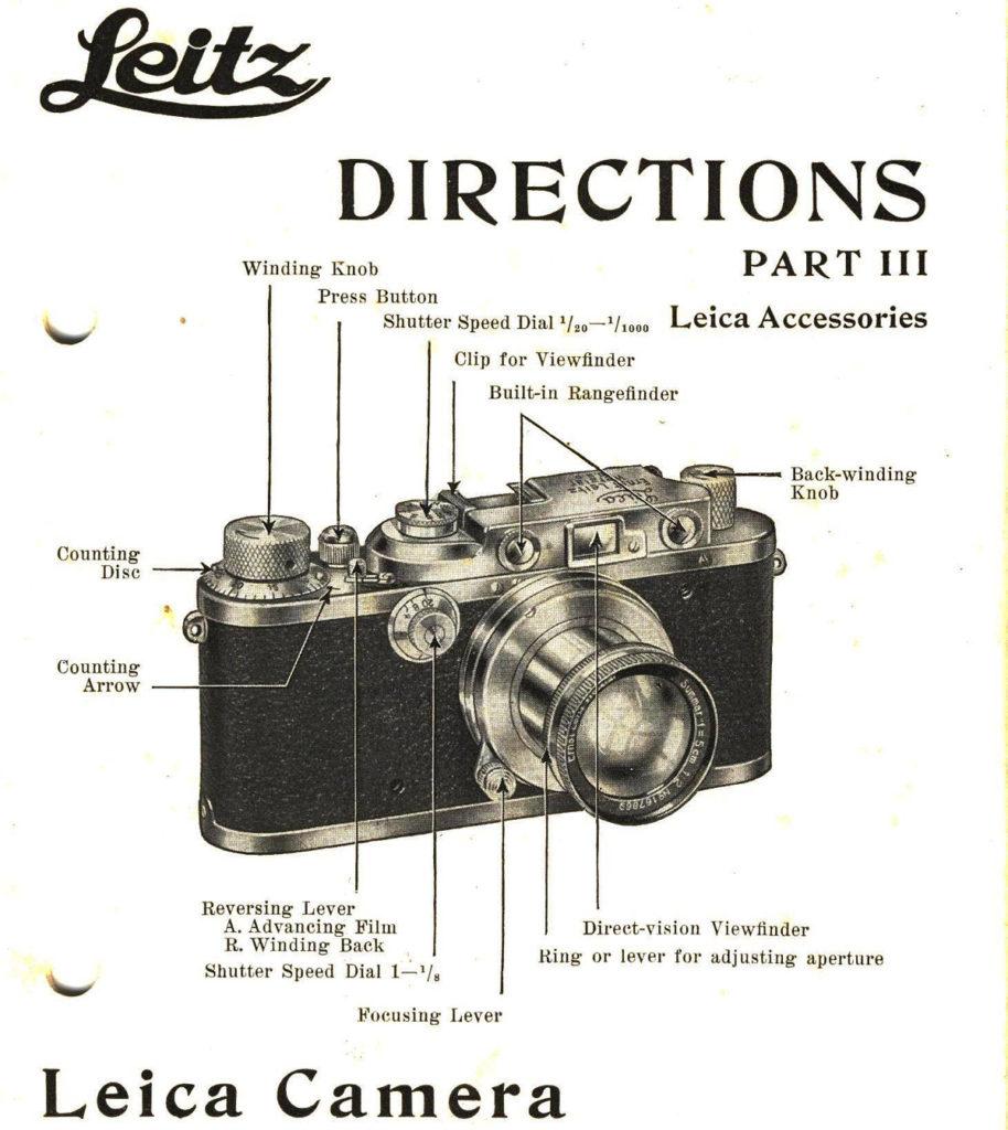 Διαβάστε το Εγχειρίδιο Χρήσης της Φωτογραφικής σας Μηχανής (Manual)
