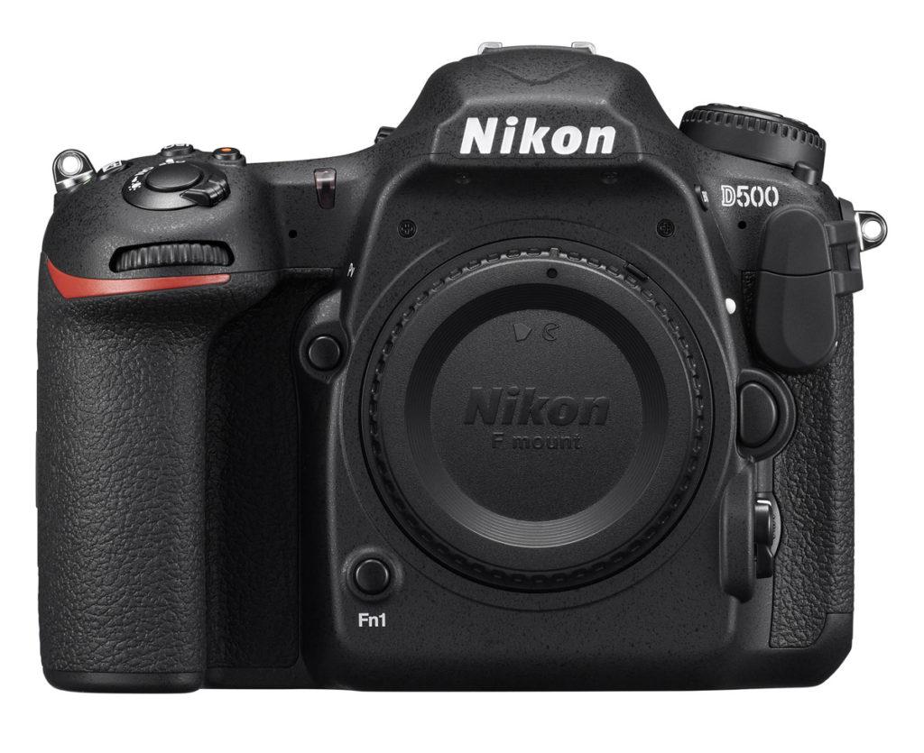 Nikon D500 DX Ψηφιακή Φωτογραφική Μηχανή DSLR