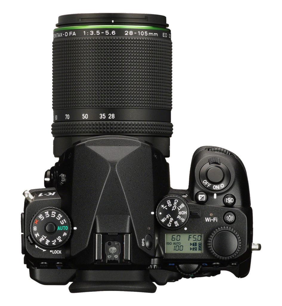 Pentax K1 Ψηφιακή Φωτογραφική μηχανή DSLR