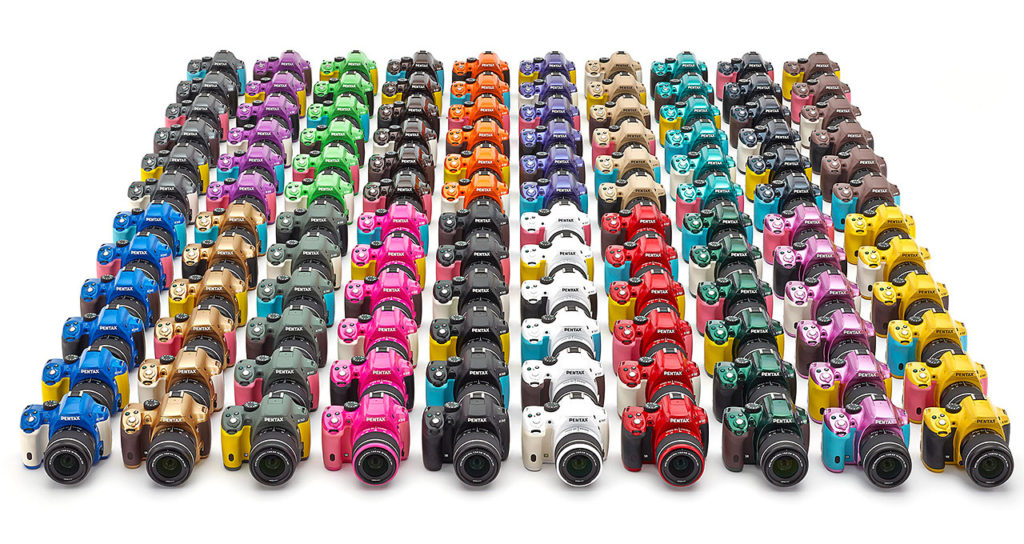 Pentax K-50 Ψηφιακή Φωτογραφική Μηχανή  DSLR