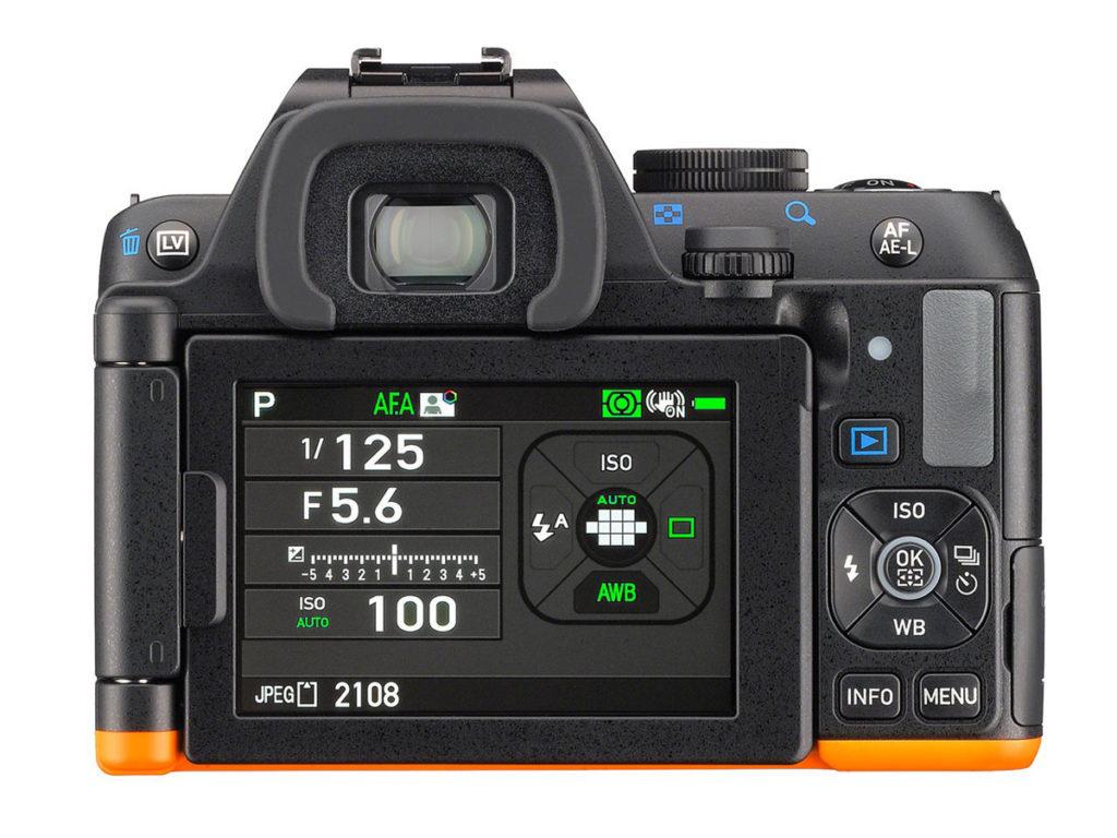 Pentax K-S2 Ψηφιακή Φωτογραφική Μηχανή DSLR