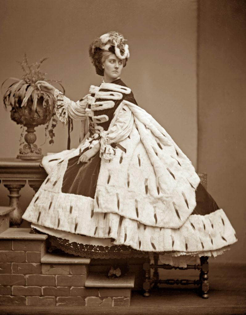 Η πρώτη φωτογράφιση μόδας 1911