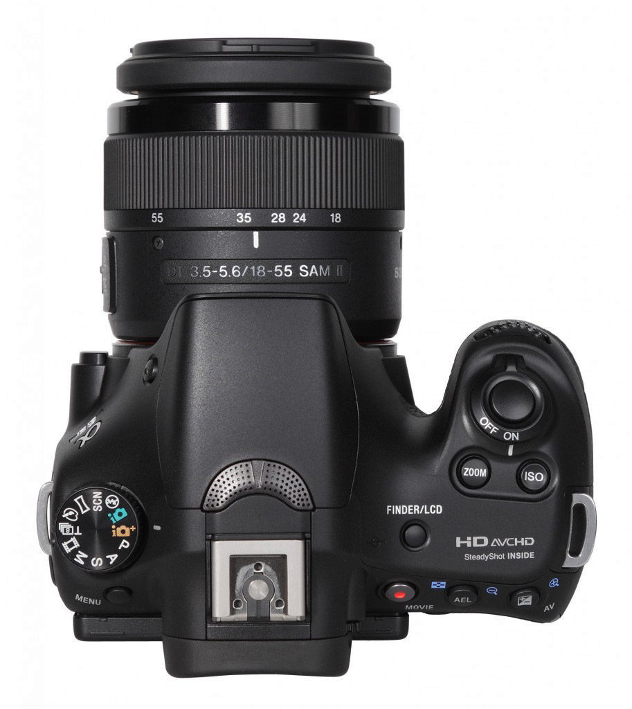 Sony A58 SLT Ψηφιακή Φωτογραφική Μηχανή