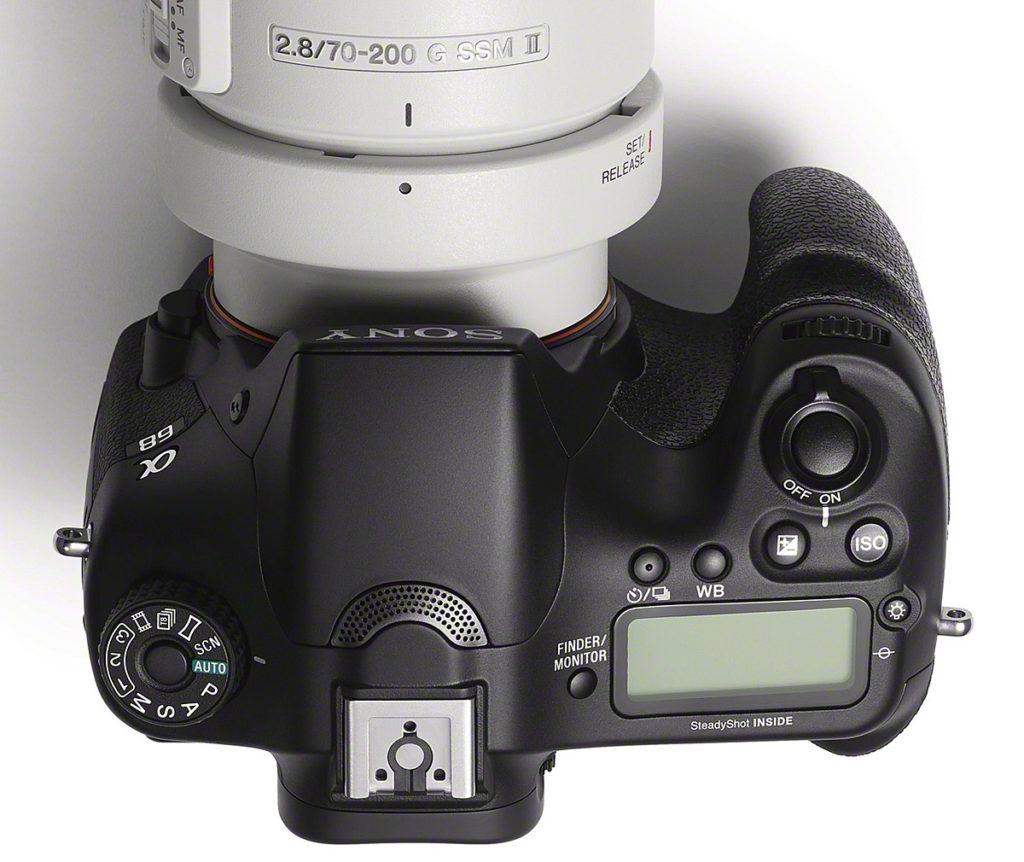 Sony A68 Ψηφιακή Φωτογραφική Μηχανή DSLT