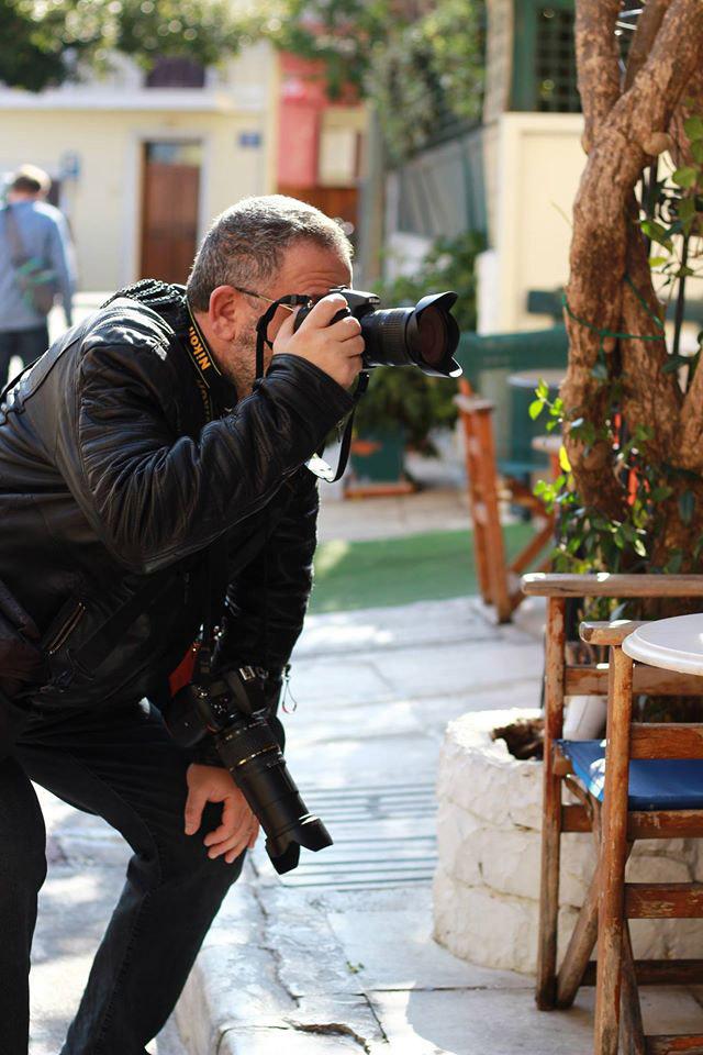 Οι φωτογραφικές μηχανές και οι φακοί μου
