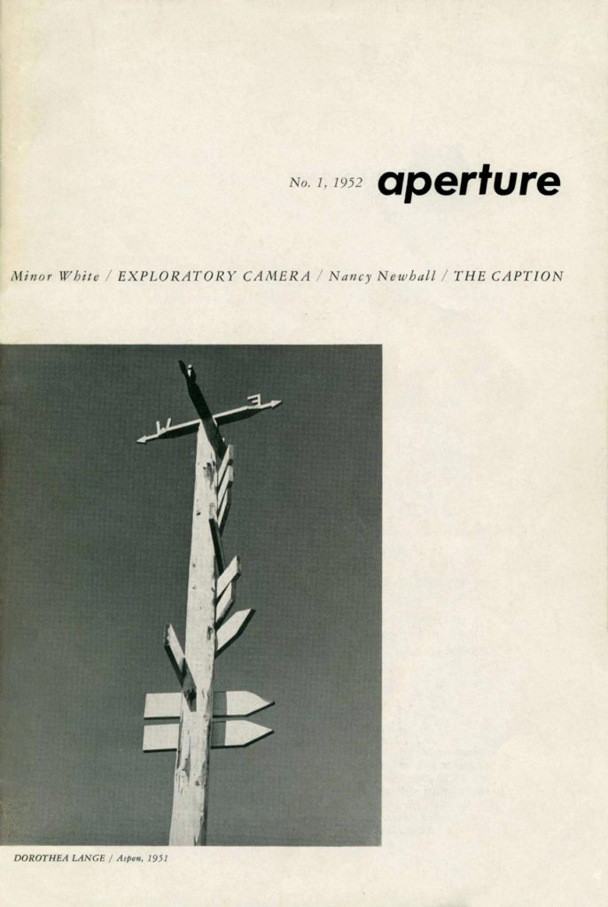 Aperture περιοδικό φωτογραφίας
