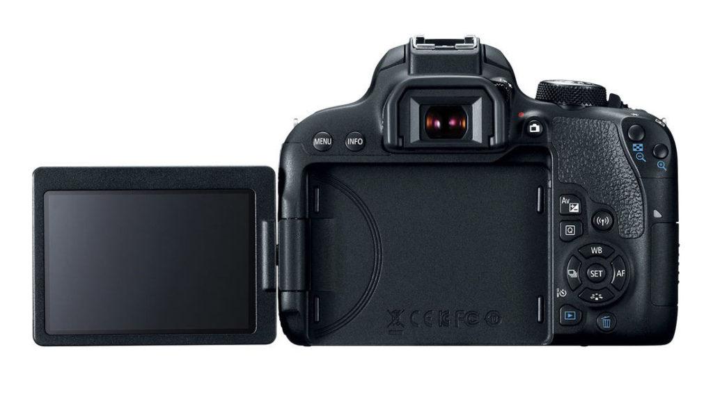 Canon EOS 800D Φωτογραφική Μηχανή DSLR