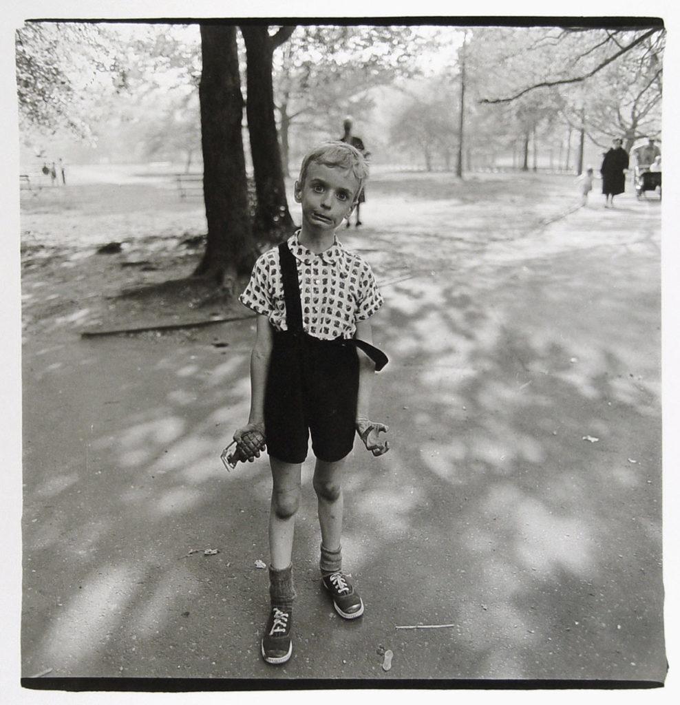 Το παιδί με την χειροβομβίδα στο σέντραλ παρκ της Νέας Υόρκης το 1962