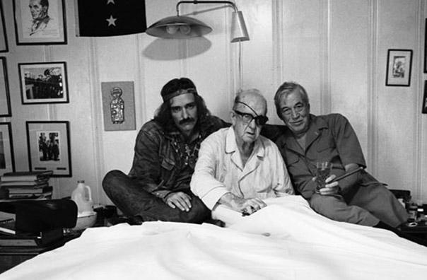 Τρεις σκηνοθέτες στο κρεβάτι