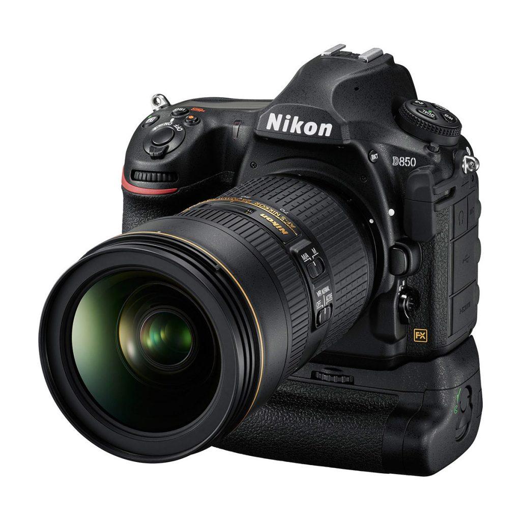 Nikon D850 Ψηφιακή Φωτογραφική Μηχανή DSLR
