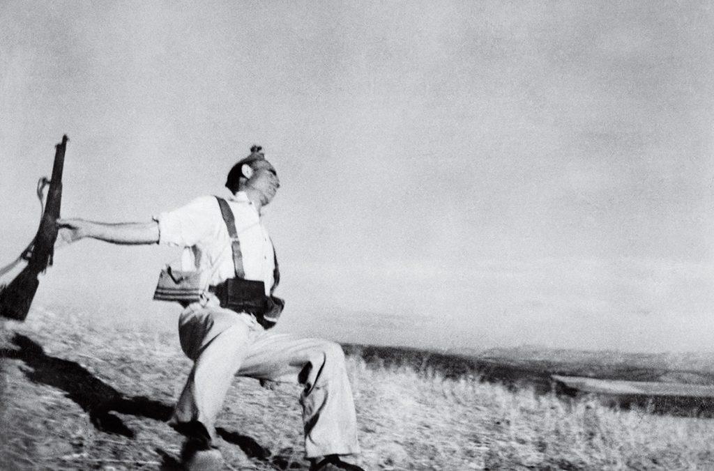 Ρόμπερτ Κάπα: Η τελική συλλογή