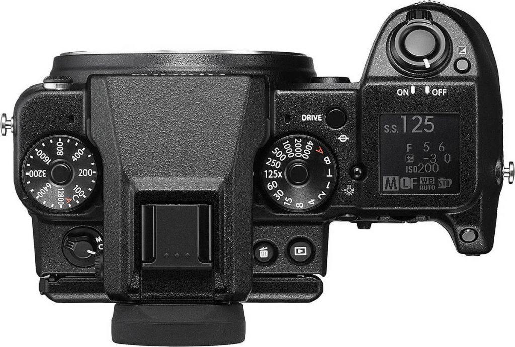 Μοντέλο Ψηφιακή Μηχανή Fujifilm GFX 50S