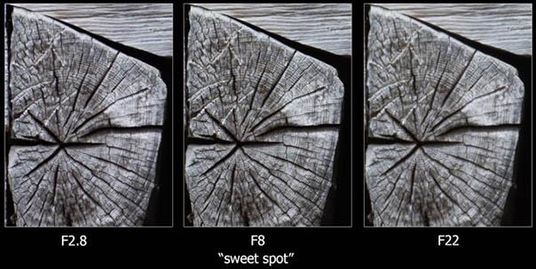 Sweet Spot στην φωτογραφία